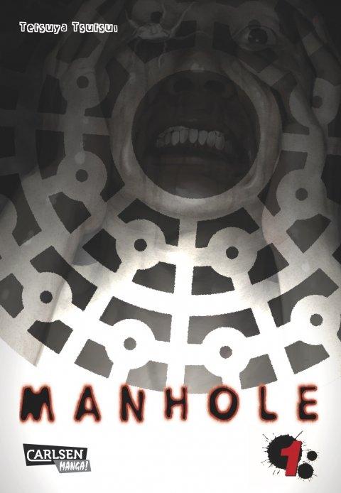 Cover Manhole 1