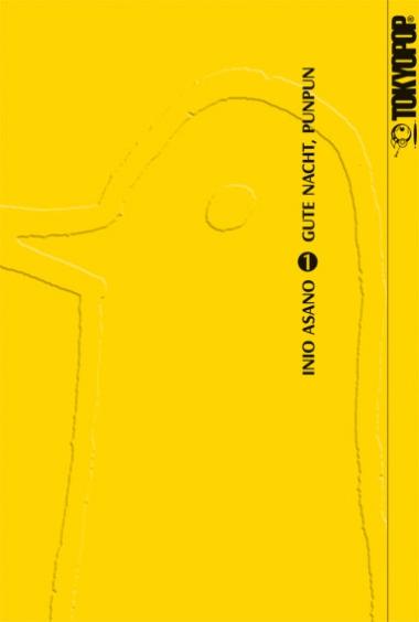 Cover Gute Nacht, Punpun 1