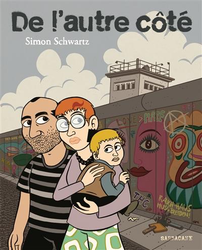 Cover der französischen AUsgabe von drüben!