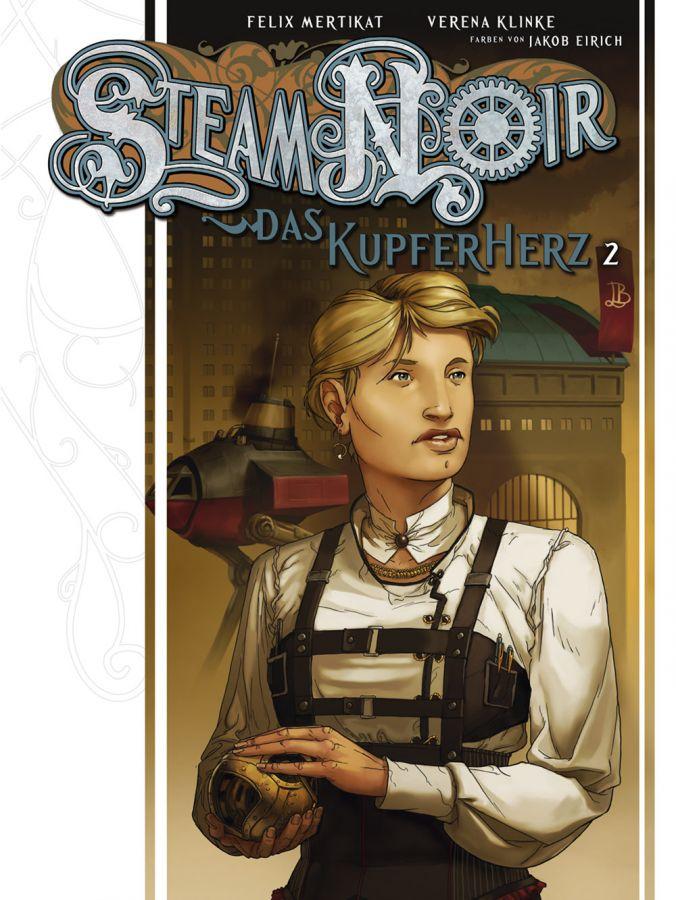 Steam Noir: Das Kupferherz 2