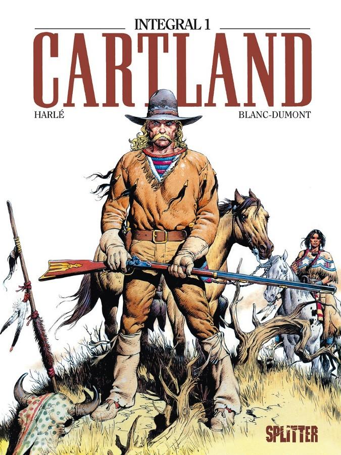 Cover Cartland Integral 1