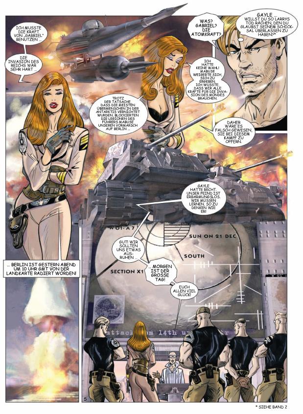 Seite aus Robur 3