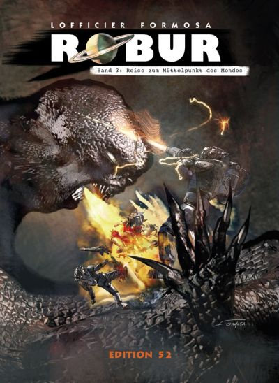 Cover Robur 3