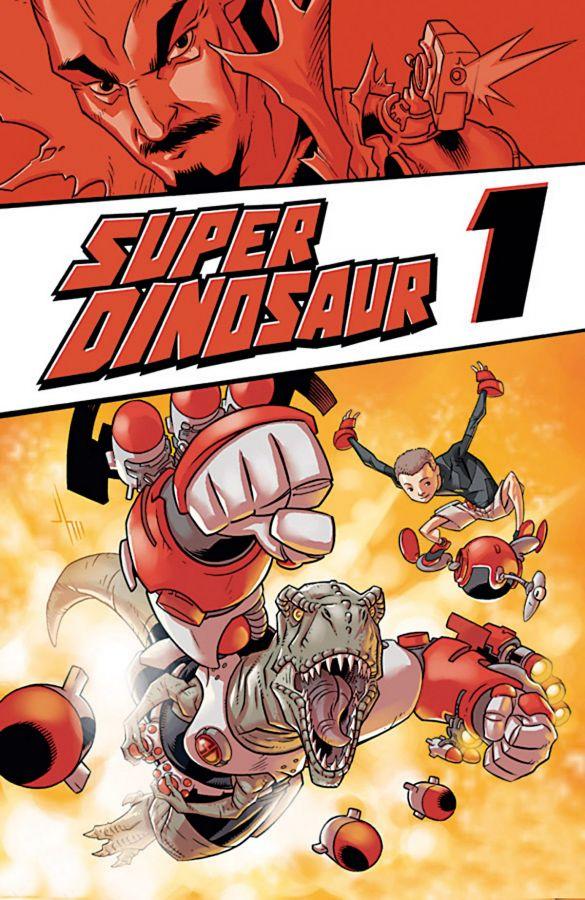Cover Super Dinosaur 1
