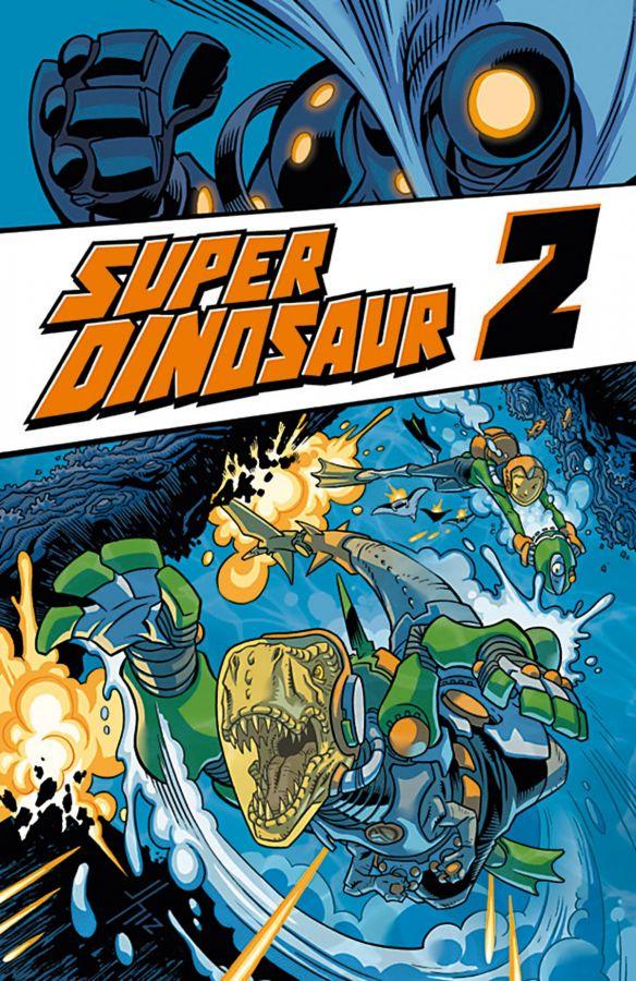 Cover Super Dinosaur 2