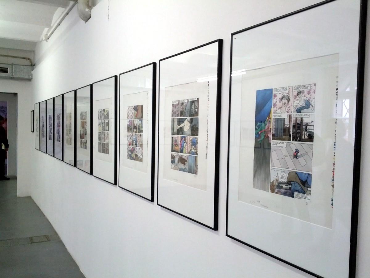 Viele Bilder, kaum Text: Die Baru-Ausstellung