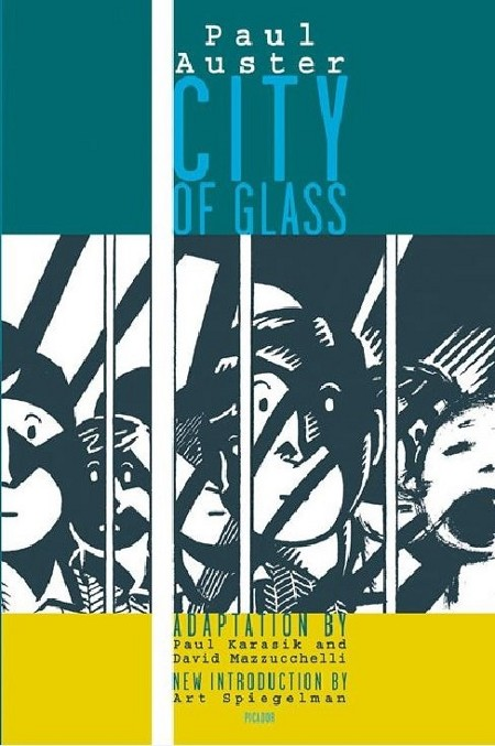Cover Paul Auster's City of Glass