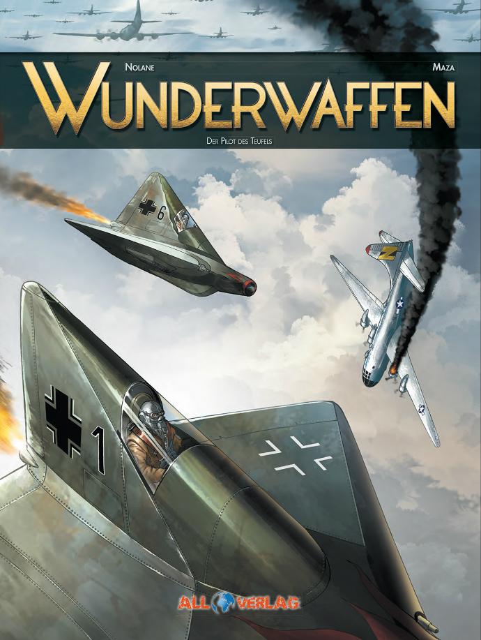 Cover Wunderwaffen 1