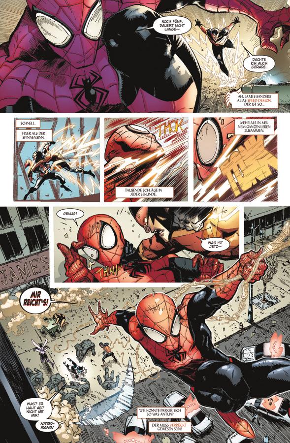 Seite aus Spider-Man 1