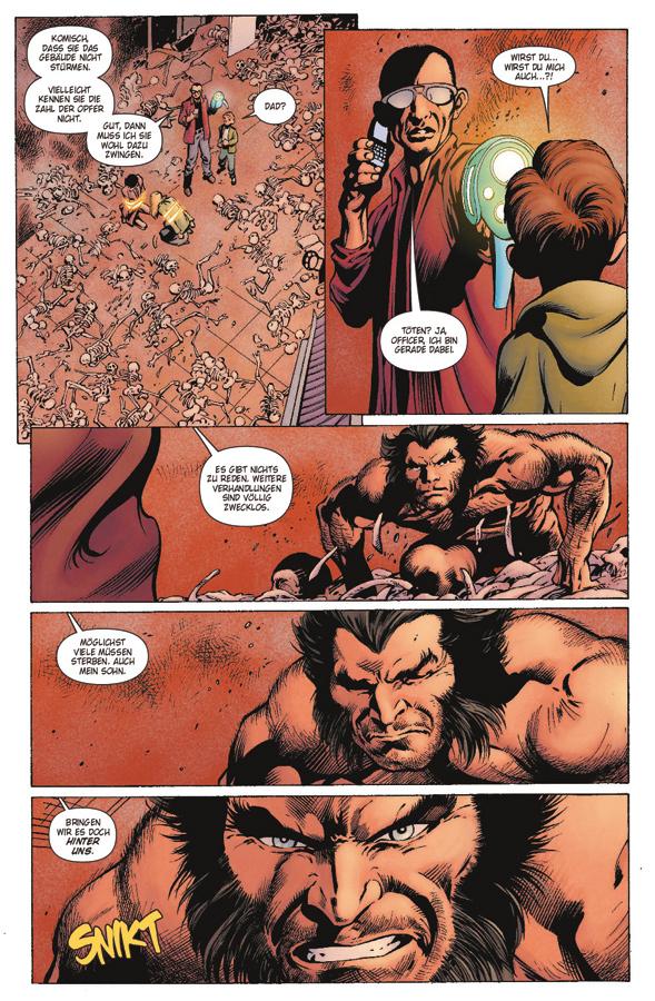 Seite aus Wolverine/Deadpool 1