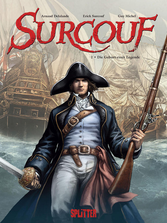 Cover Surcouf 1
