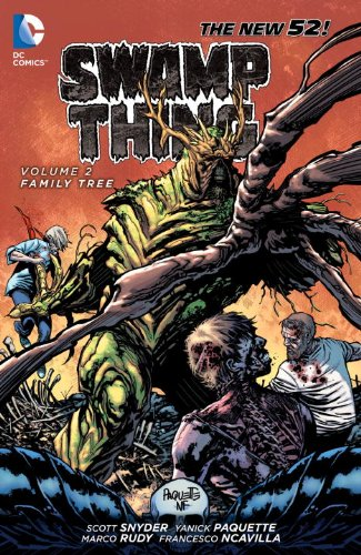 Cover Swamp Thing Vol. 2