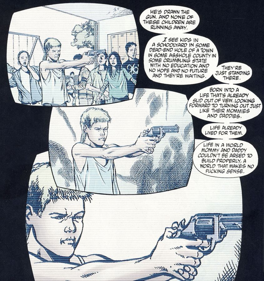 Bild 10, Vertigo Resurrected 1 (Warren Ellis, Phil Jimenez)