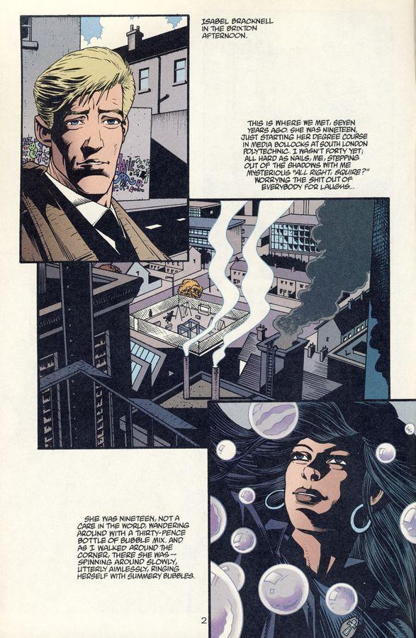 Bild 5, Hellblazer 135 (Warren Ellis, John Higgins)