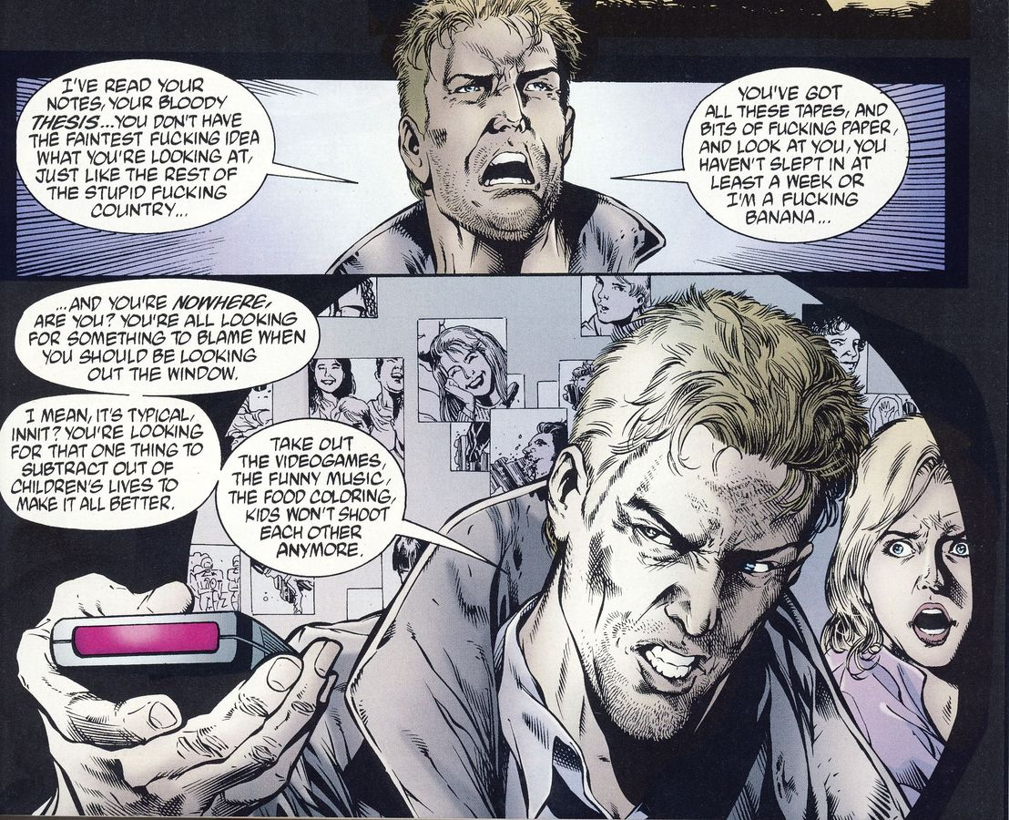 Bild 9, Vertigo Ressurected 1 (Warren Ellis, Phil Jimenez)