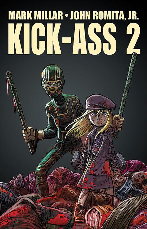 Cover Kick-Ass 2