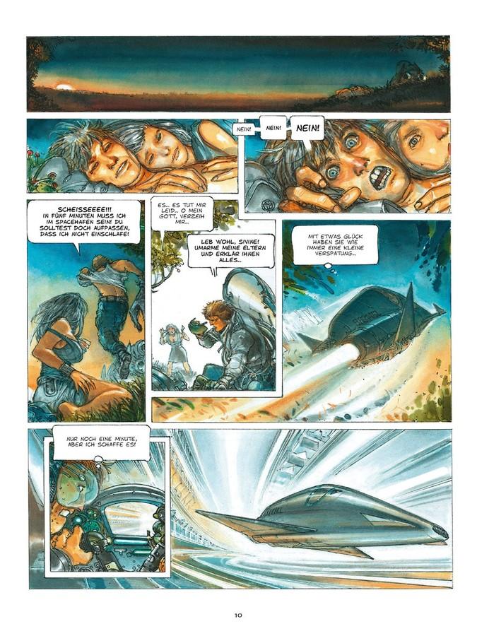 Seite aus Segmente 1
