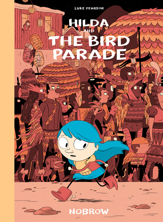 Cover Hilda and the Bird Parade
