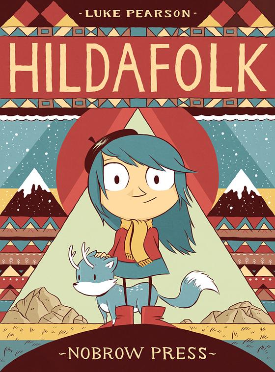 Cover Hildafolk