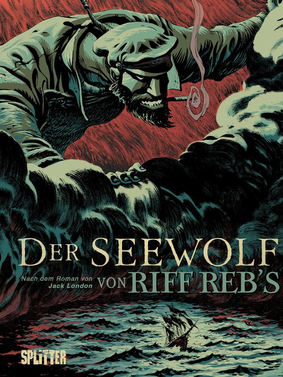 Cover Der Seewolf