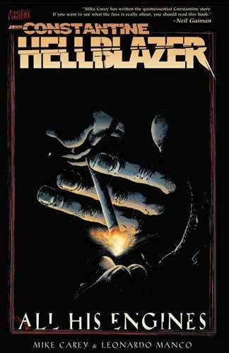 Bild1, Hellblazer – All His Engines (Carey, Manco 2005)