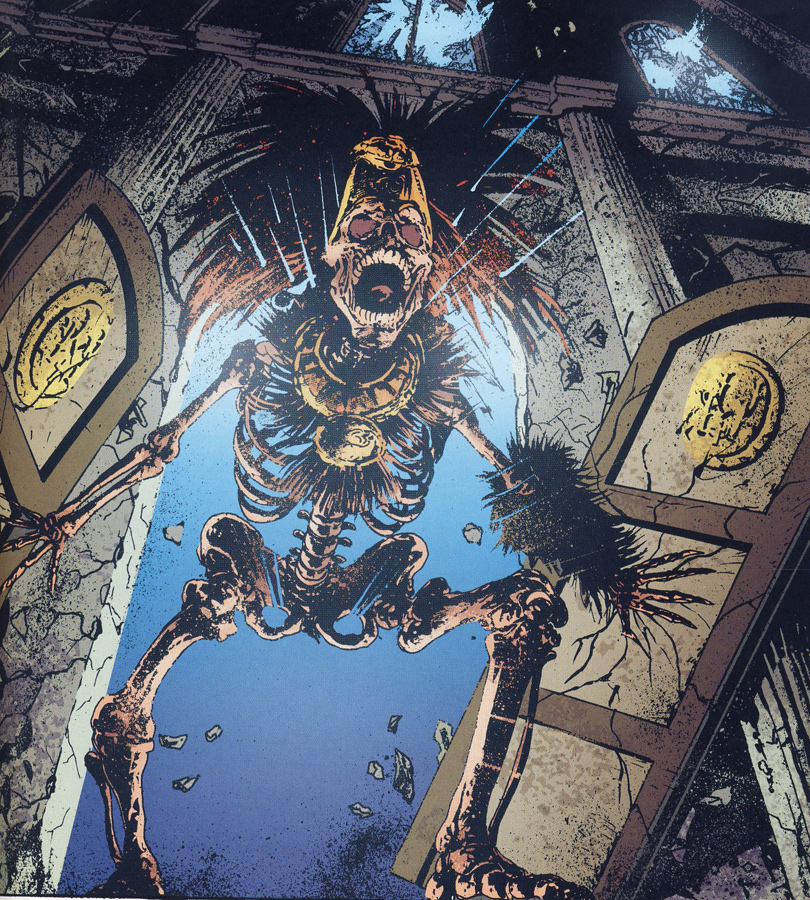 Bild 3, Hellblazer – All His Engines (Carey, Manco 2005)
