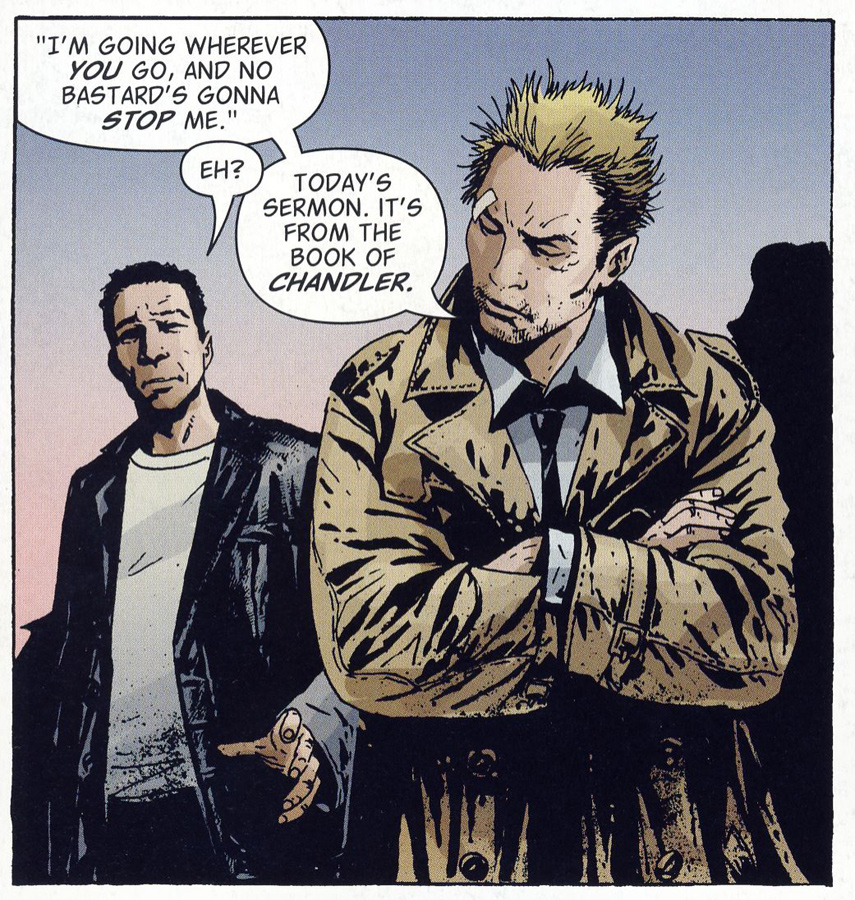 Bild 7, Hellblazer – All His Engines (Carey, Manco 2005)