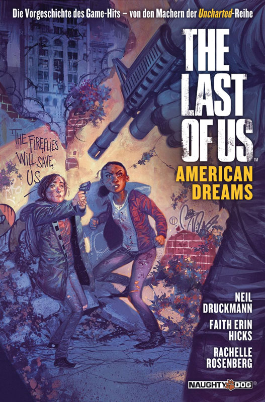 Cover von The Last of Us – American Dreams