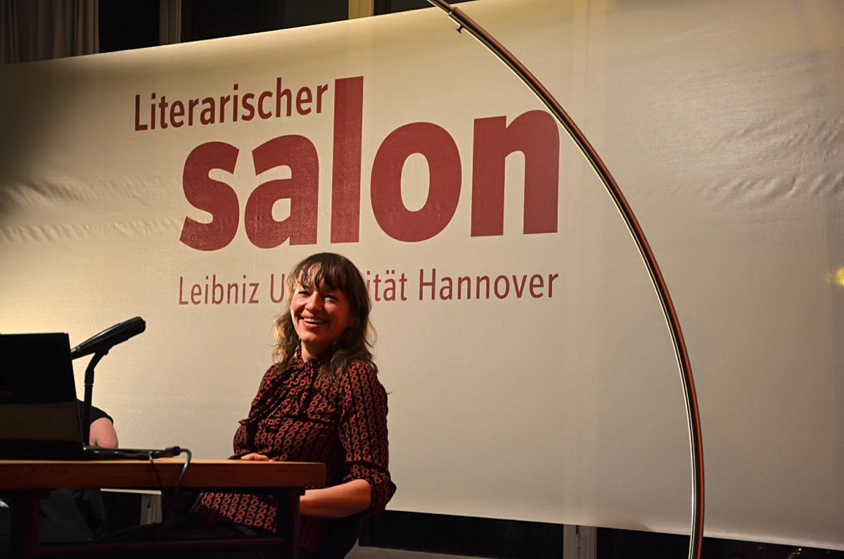 Ulli Lust in Hannover