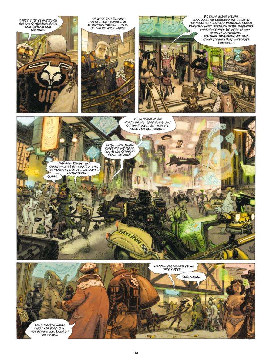 Seite aus Urban 1