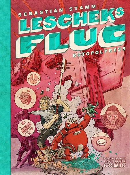 Cover Lescheks Flug