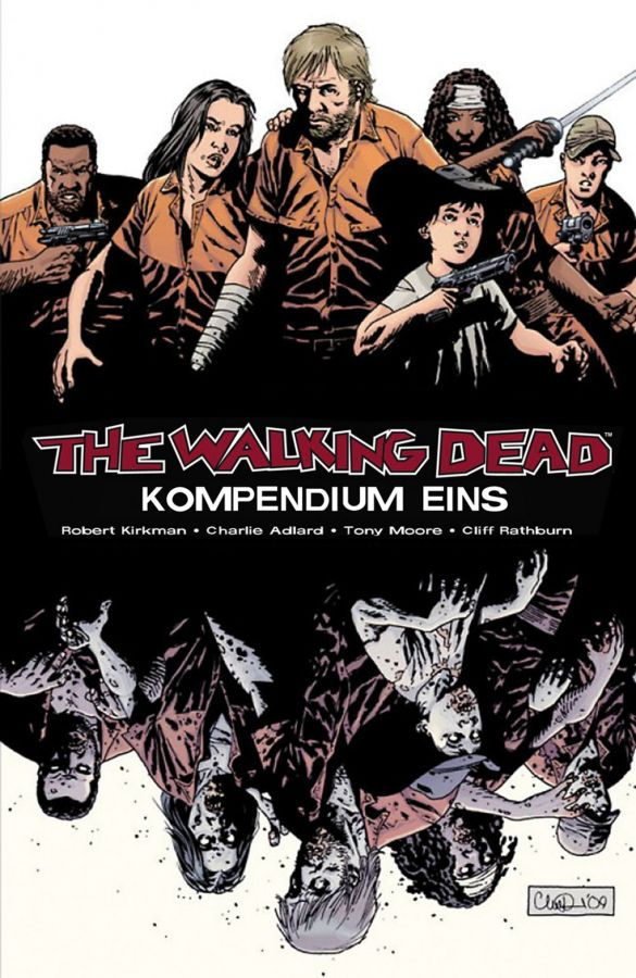 The Walking Dead Kompendium 1