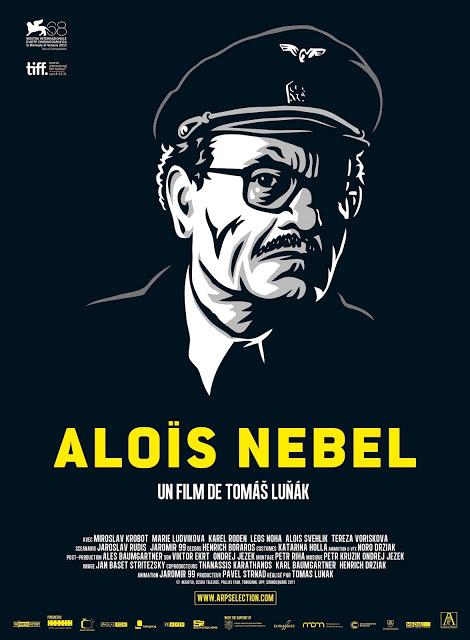 Filmplakat Alois Nebel