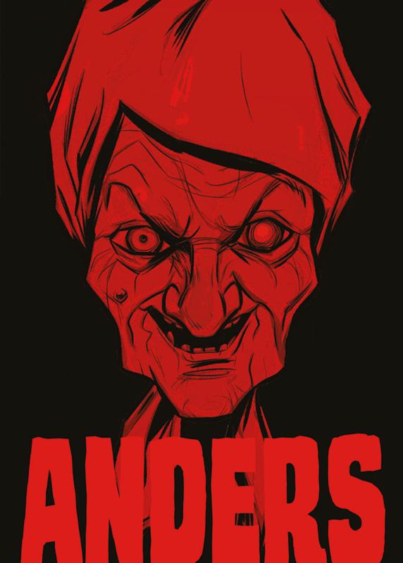 Die Horroranthologie Anders