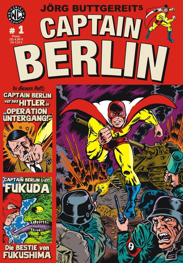 Captain Berlin 1