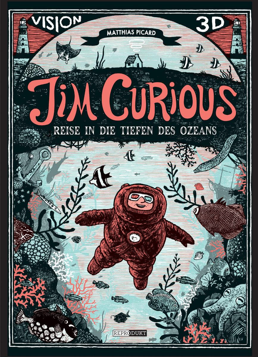 Cover Jim Curious