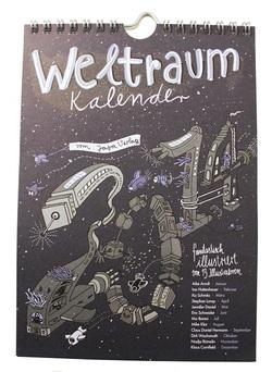 Weltraumkalender 2014