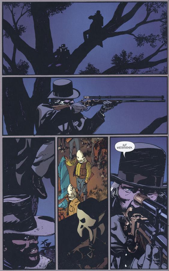 Seite aus Django Unchained