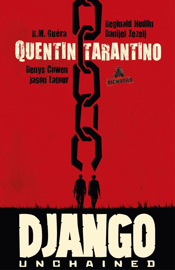 Cover Django Unchained