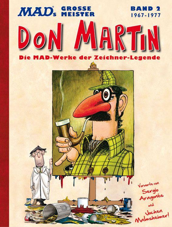 MADs große Meister: Don Martin, Band 2: 1967-1977