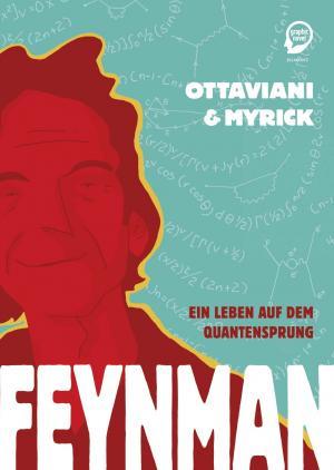 Cover zu Feynman – ein Leben auf dem Quantensprung
