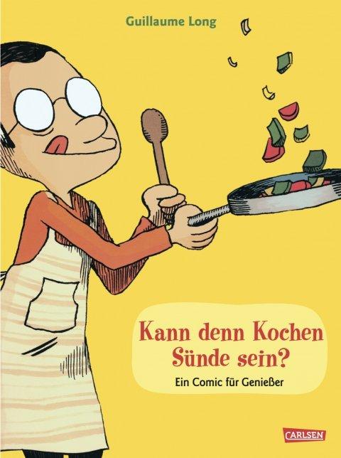 Cover Kann denn Kochen Sünde sein?