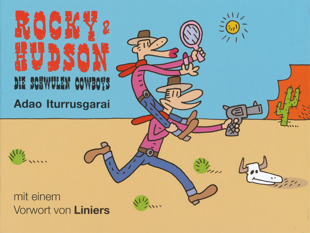 Cover Rocky & Hudson