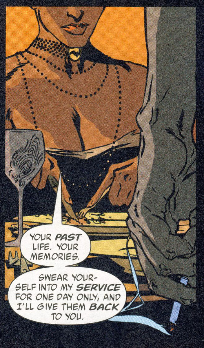 Bild 10, Hellblazer 196 – Out of season (Carey, Brunner), DC Comics 2004