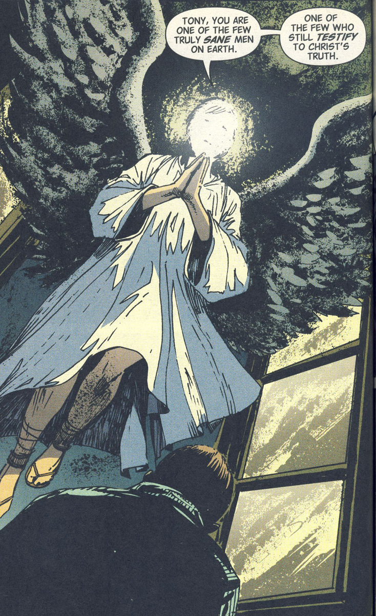 Bild 13,  Hellblazer 205 – Reasons to be cheerful (Carey, Manco), DC Comics 2005