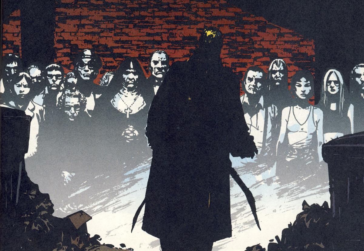 Bild 16,  Hellblazer 215 – R.S.V.P. (Carey, Manco), DC Comics 2006