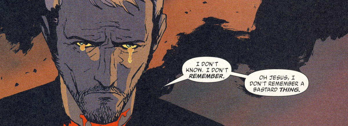 Bild 9, Hellblazer 193 – Staring at the wall (Carey, Frusin), DC Comics 2004