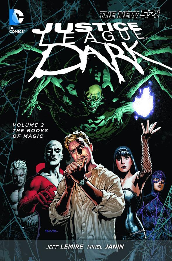 Cover Justice League Dark-Vol. 2