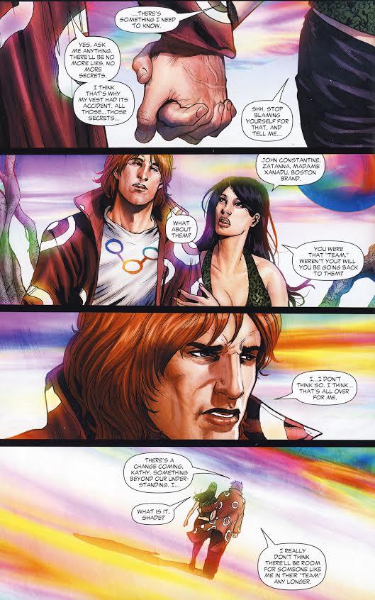 Seite aus Justice League Dark-Vol. 2