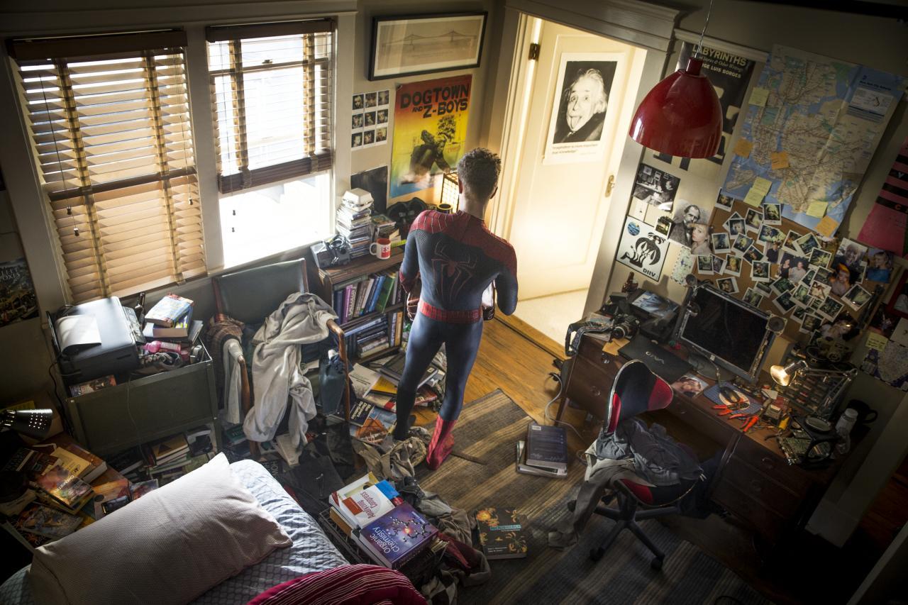 Szene aus The Amazing Spider-Man 2